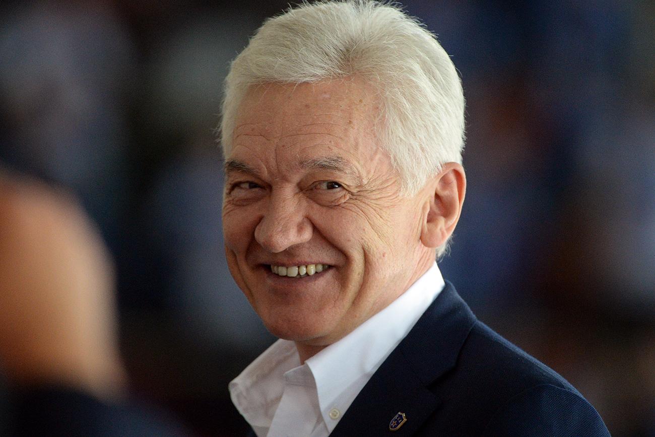 Fuente: Vladimir Fedorenko/RIA Novosti