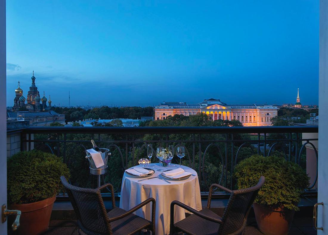 Il Grand Hotel Europe
