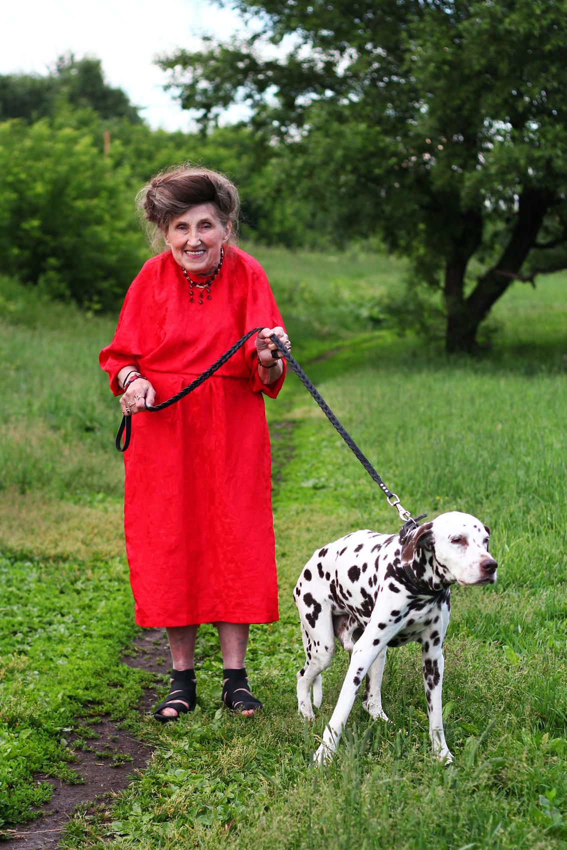 Албина Станиславовна. Снимка: Игор Гавар