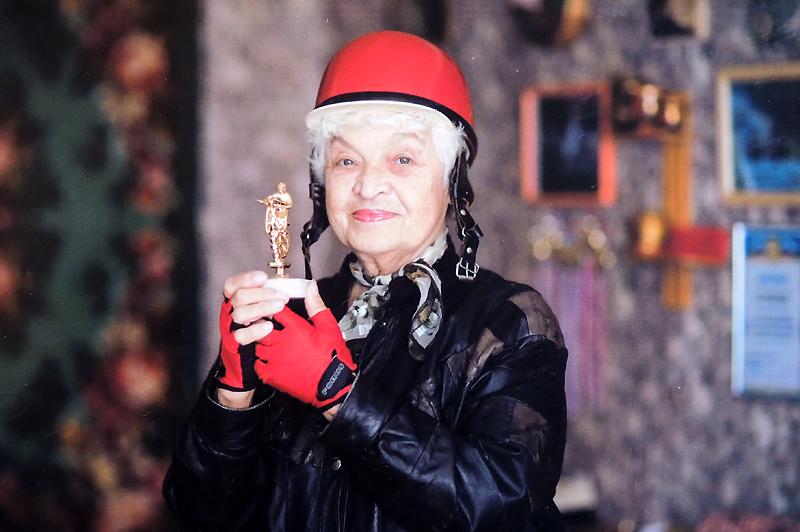 Лия Клукова. Снимка: личен архив