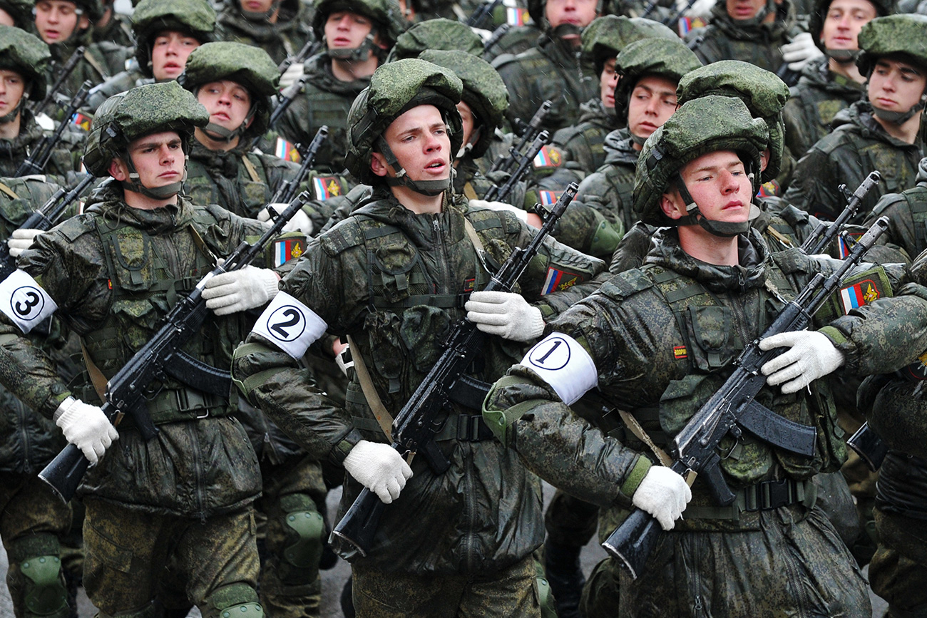 The Russian budget in 2016 allocated $69.2 billion to military purposes.
