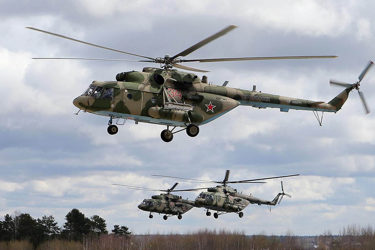 Russian Helicopters memberikan tugas pengembangan helikopter tersebut kepada biro desain VR-Technologies.