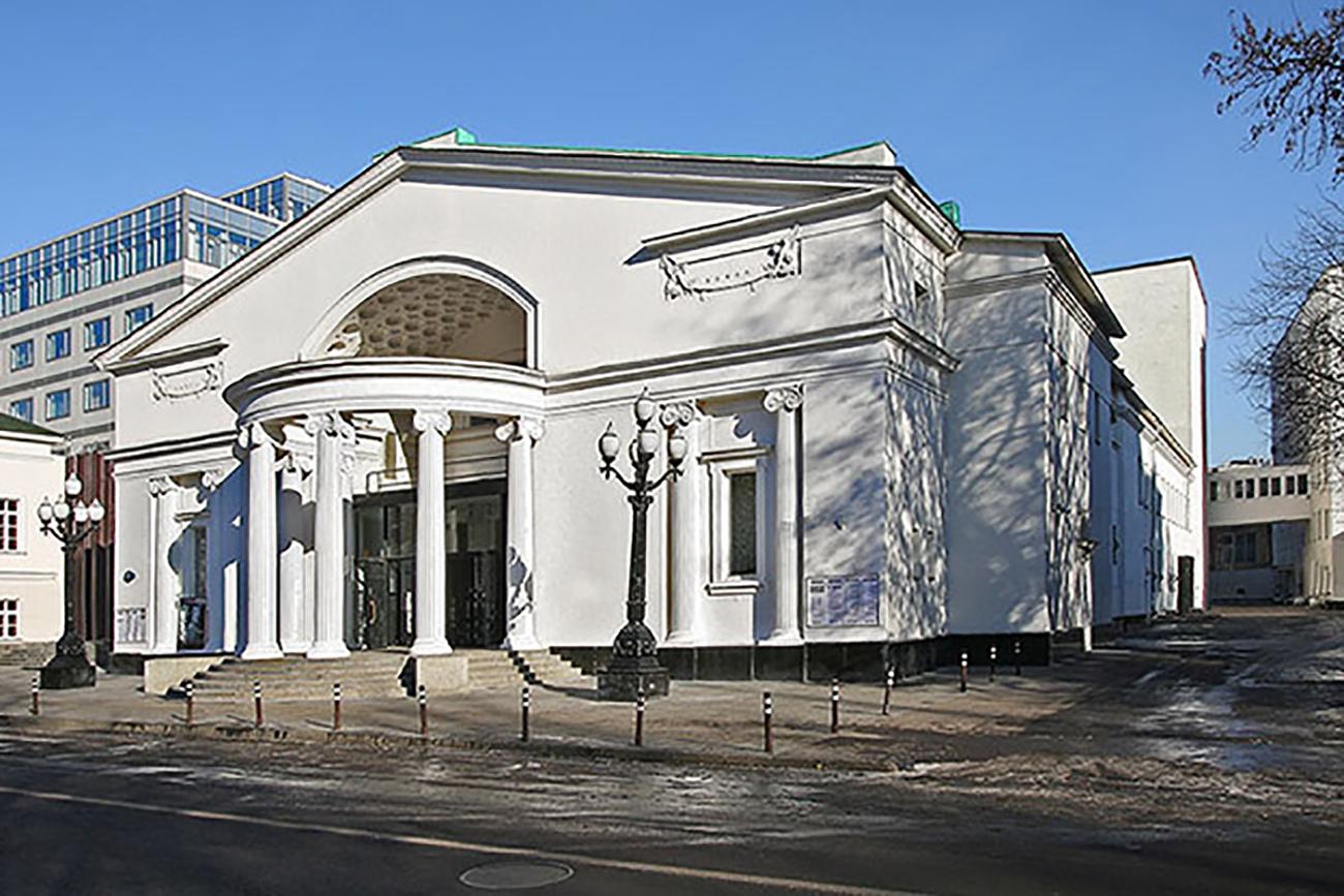 Sovremennik theater in Moscow.