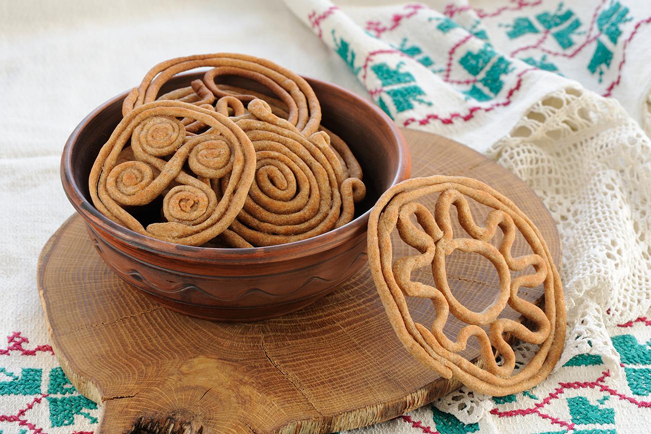 Por séculos, russos celebraram o início da primavera com esses biscoitinhos