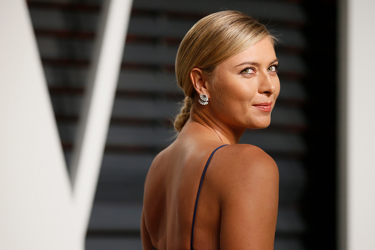 5 reasons why Russians love Maria Sharapova Russia Beyond