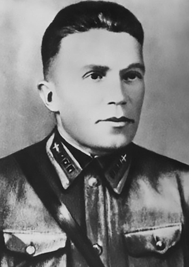 Николај Кузнецов / Фотографија од архива