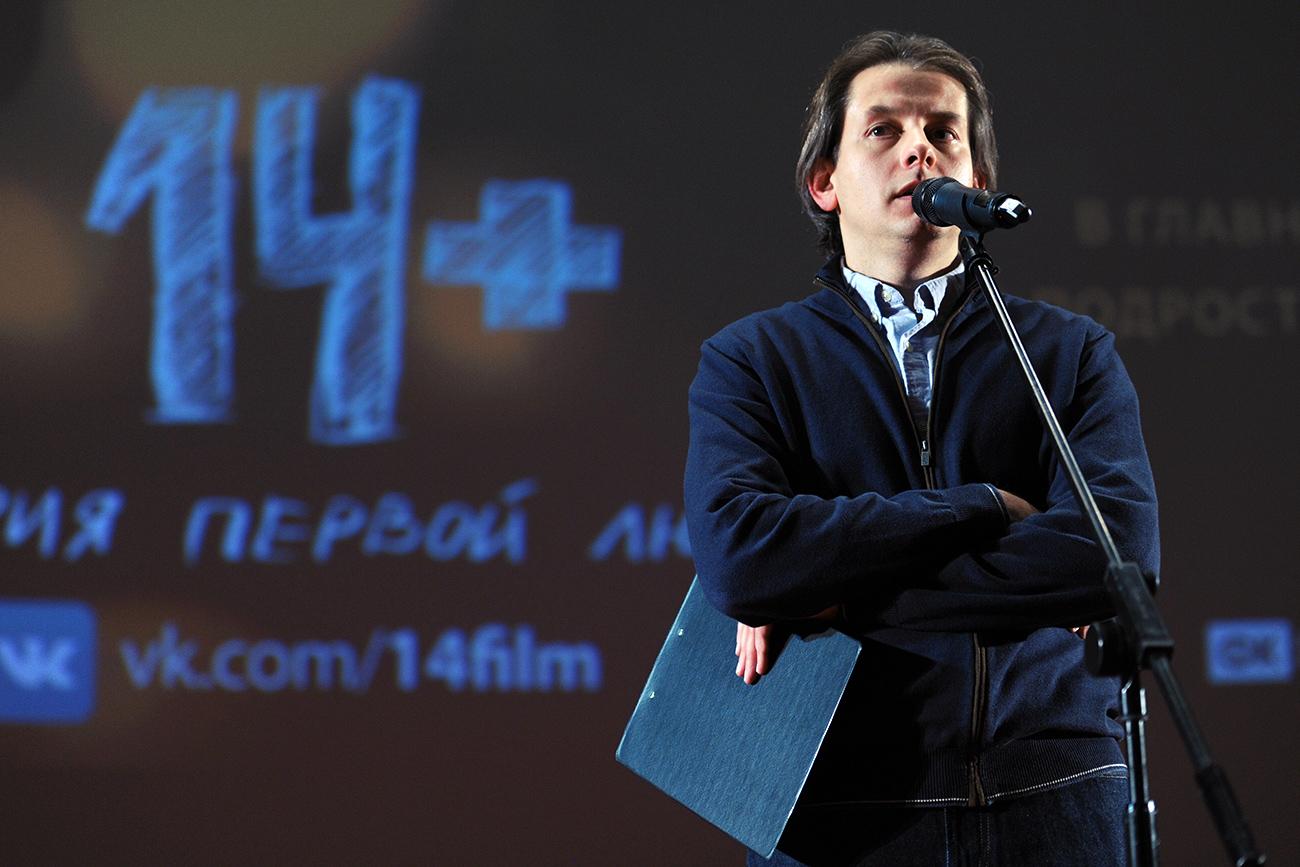 Andreï Zaïtsev. Crédit : Kirill Kallinikov / RIA Novosti