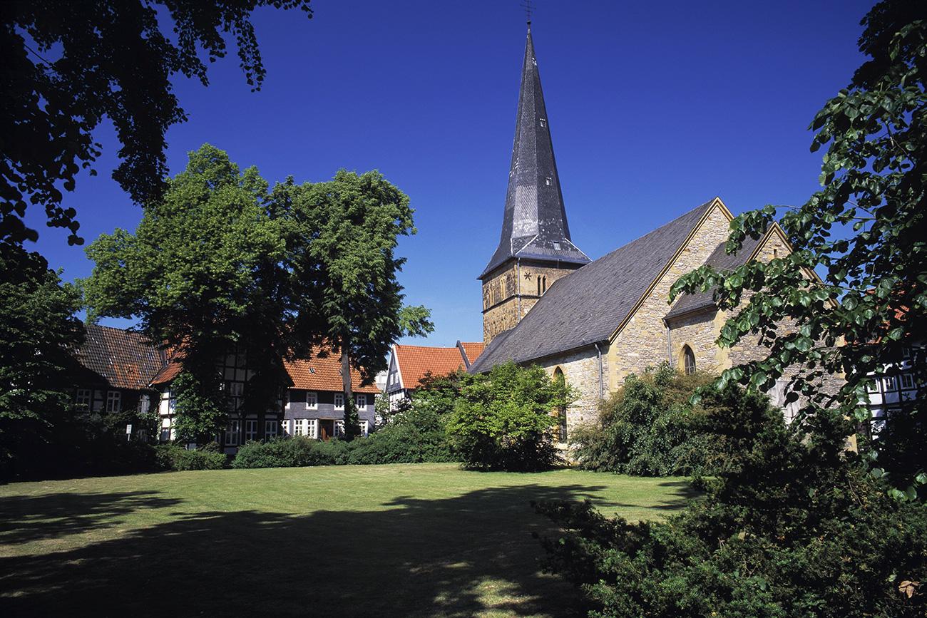 Rschew und Gütersloh sind seit März 2009 Partnerstädte.