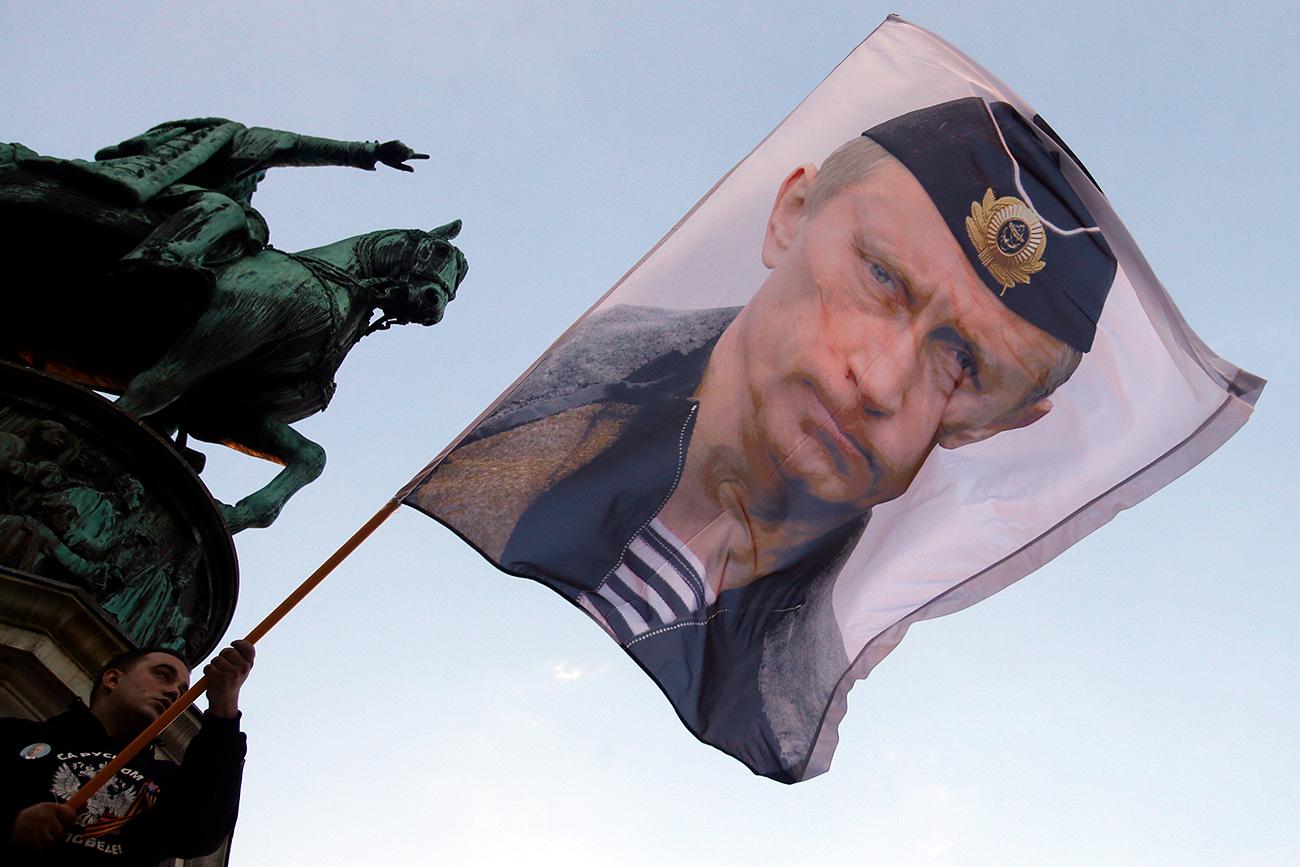 """""""Zagovorniki Rusije še naprej ostajajo slovanski in balkanski narodi"""""""