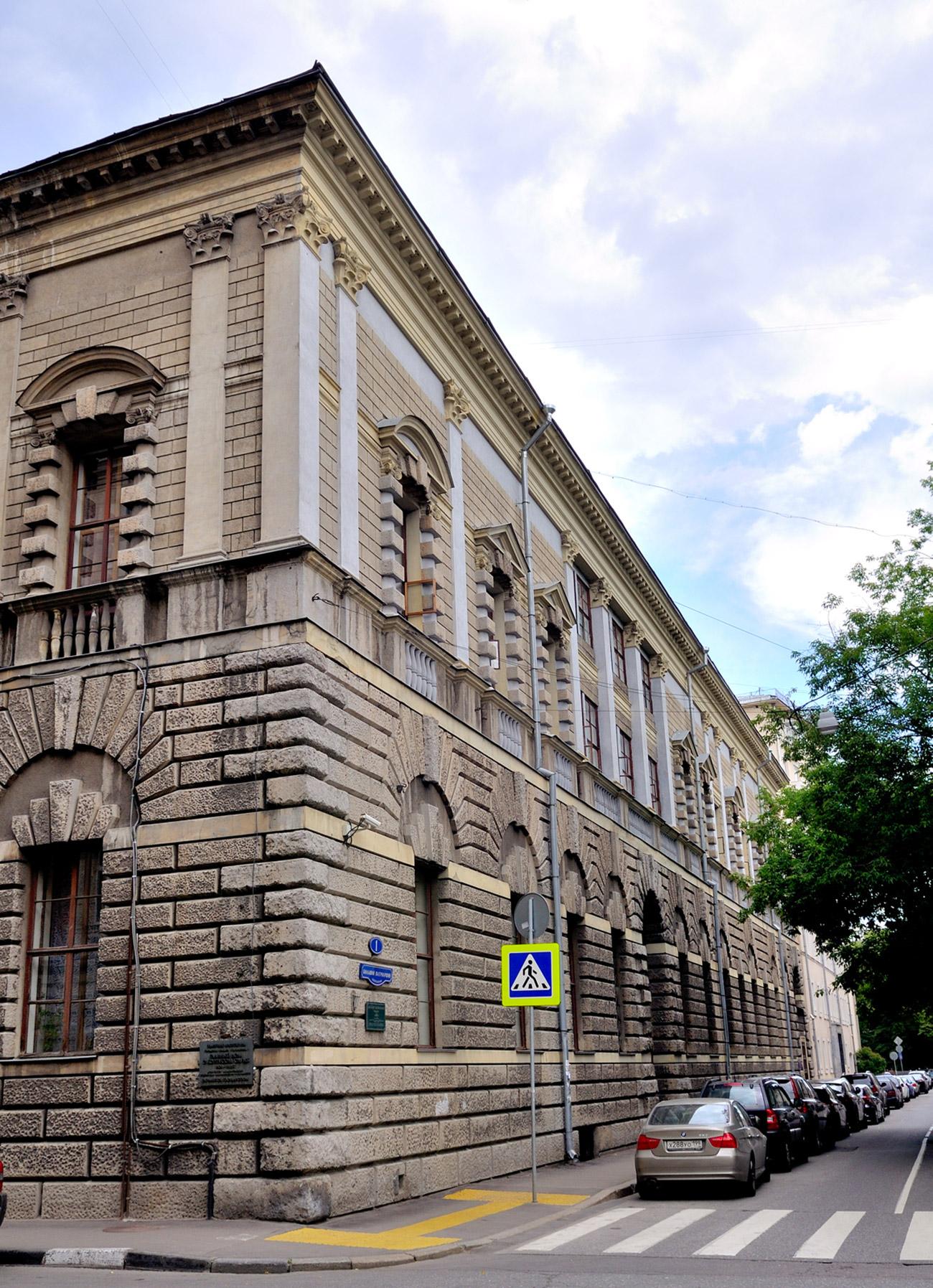 Casa del comerciante Tarásov. Fuente: Nicon NN (CC BY-SA)