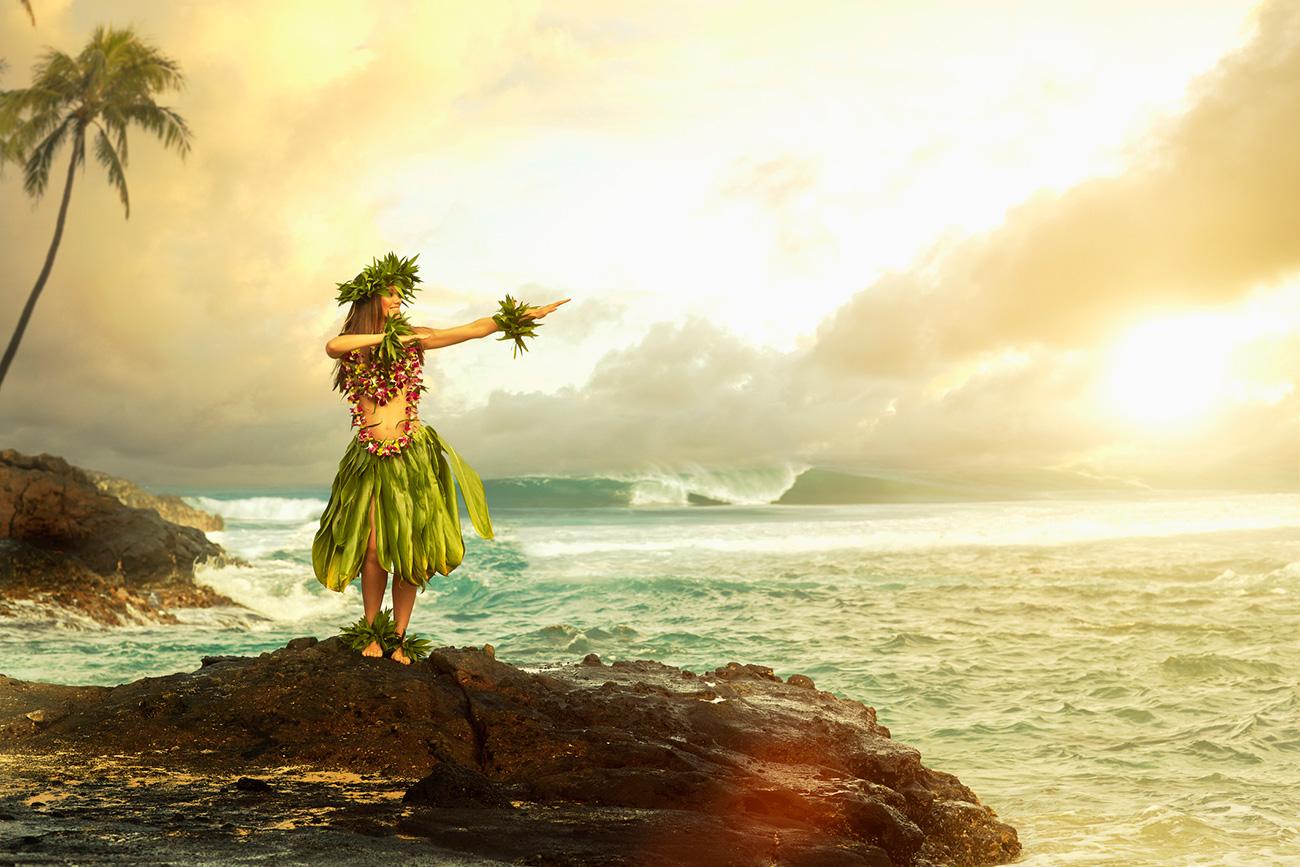 Penjelajah dan pedagang Rusia menginjakkan kaki mereka di Pulau Kauai, Kepulauan Hawaii, pada abad ke-19.