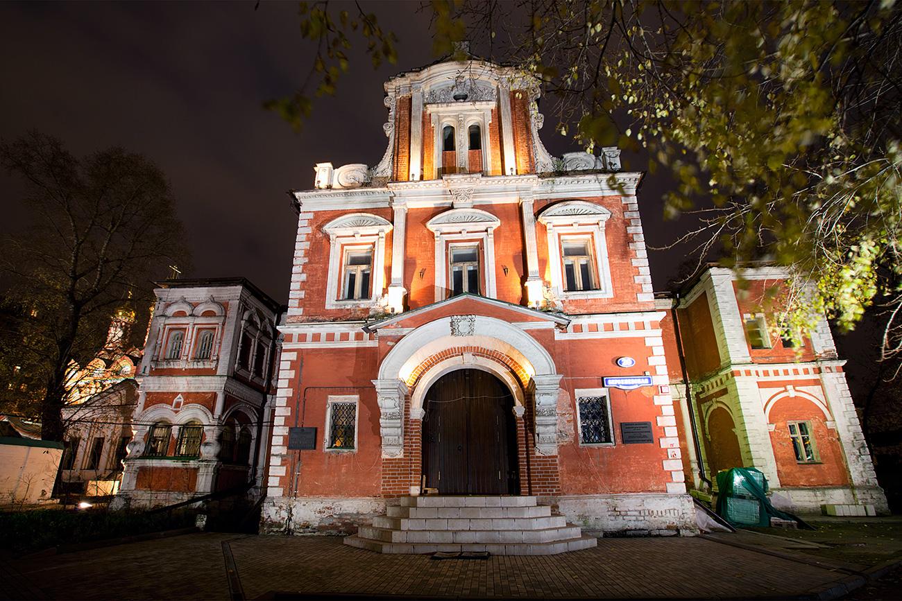 Palacio de Averki Kiríllov. Fuente: Legion Media