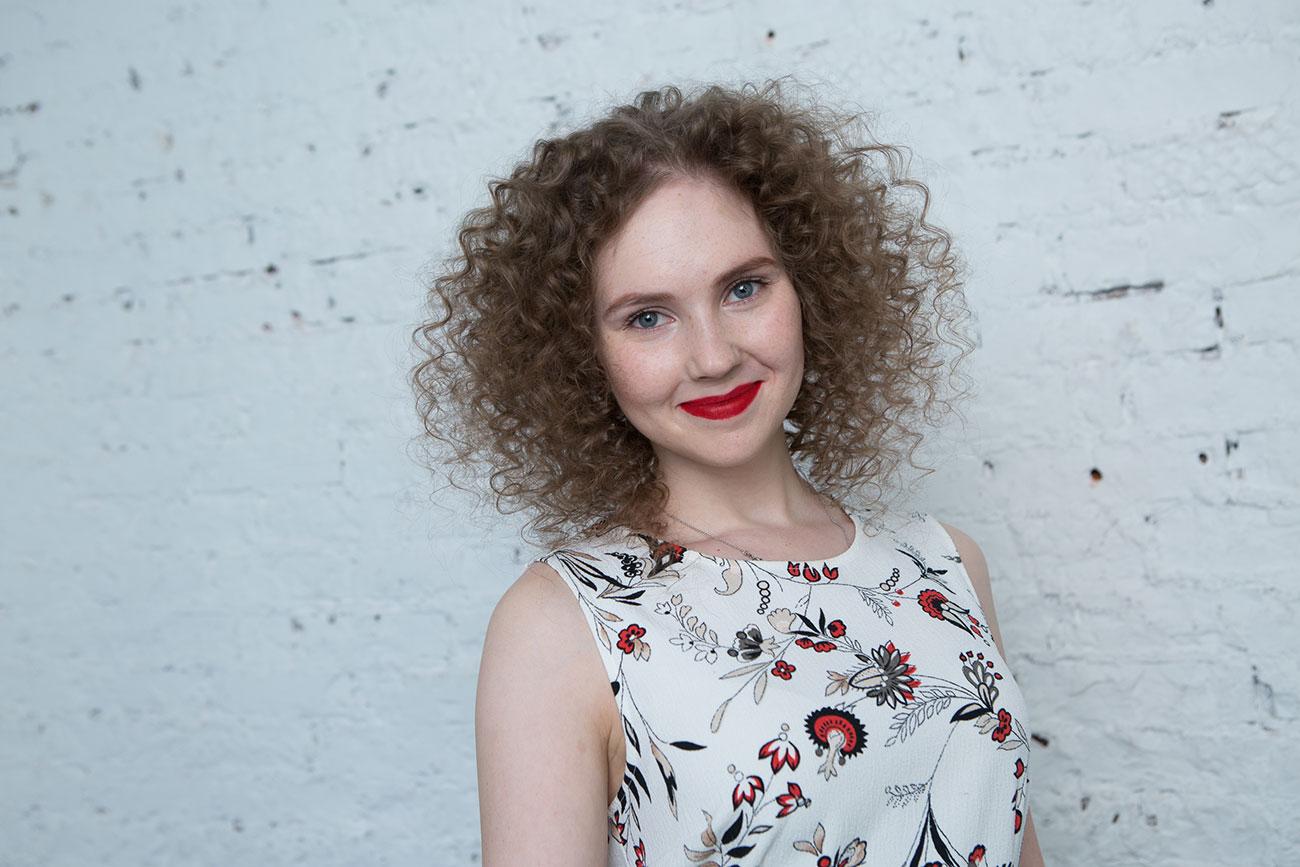 Galina Bolshova now. Source: Press photo