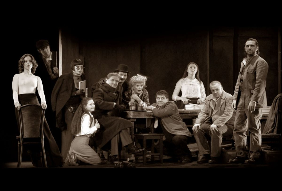 Vakhtangov State Academic Theater will bring Chekhov's Uncle Vanya to the U.S.