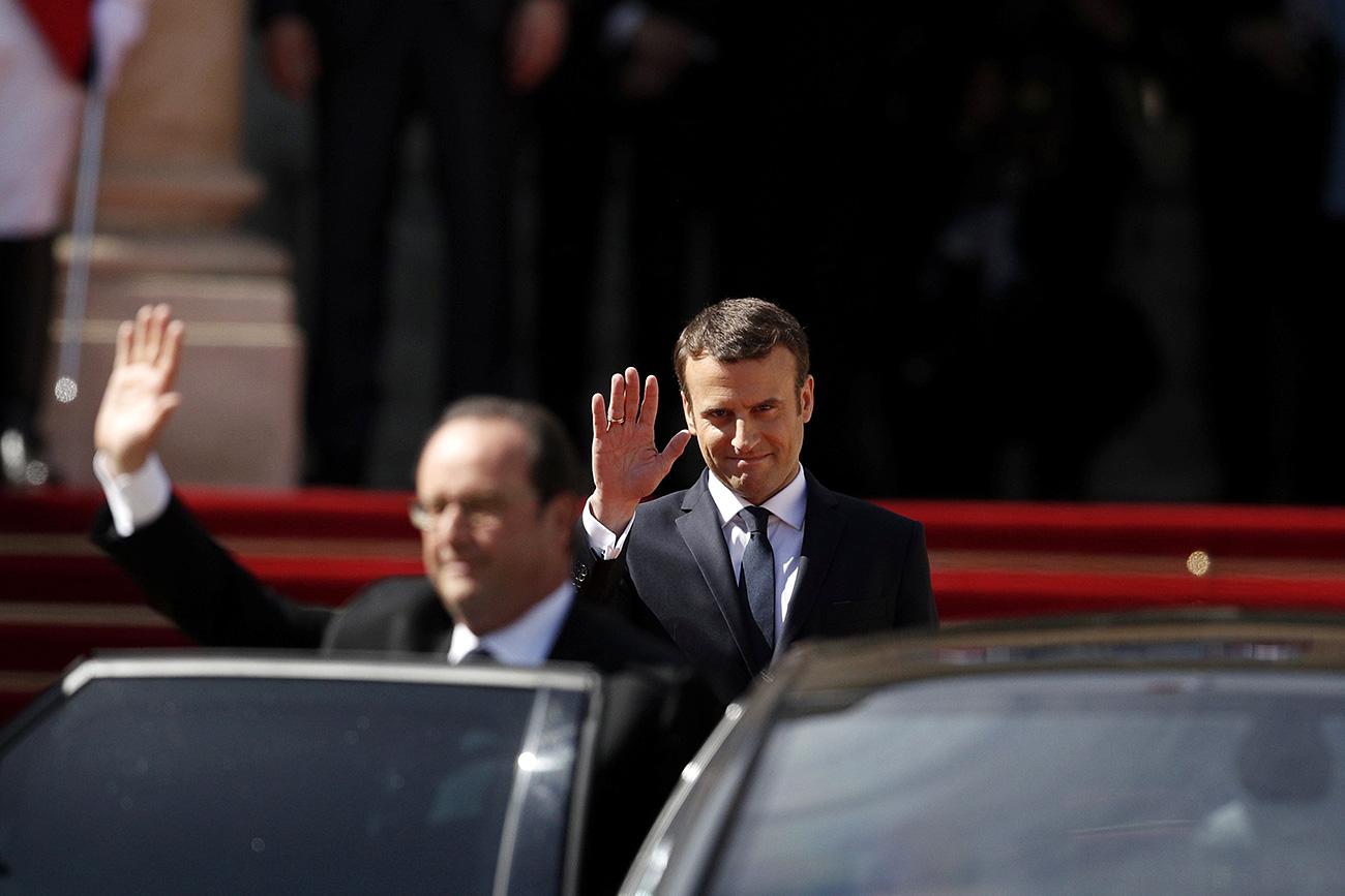 Macron 'doing a Hollande': Will it unnerve Putin?