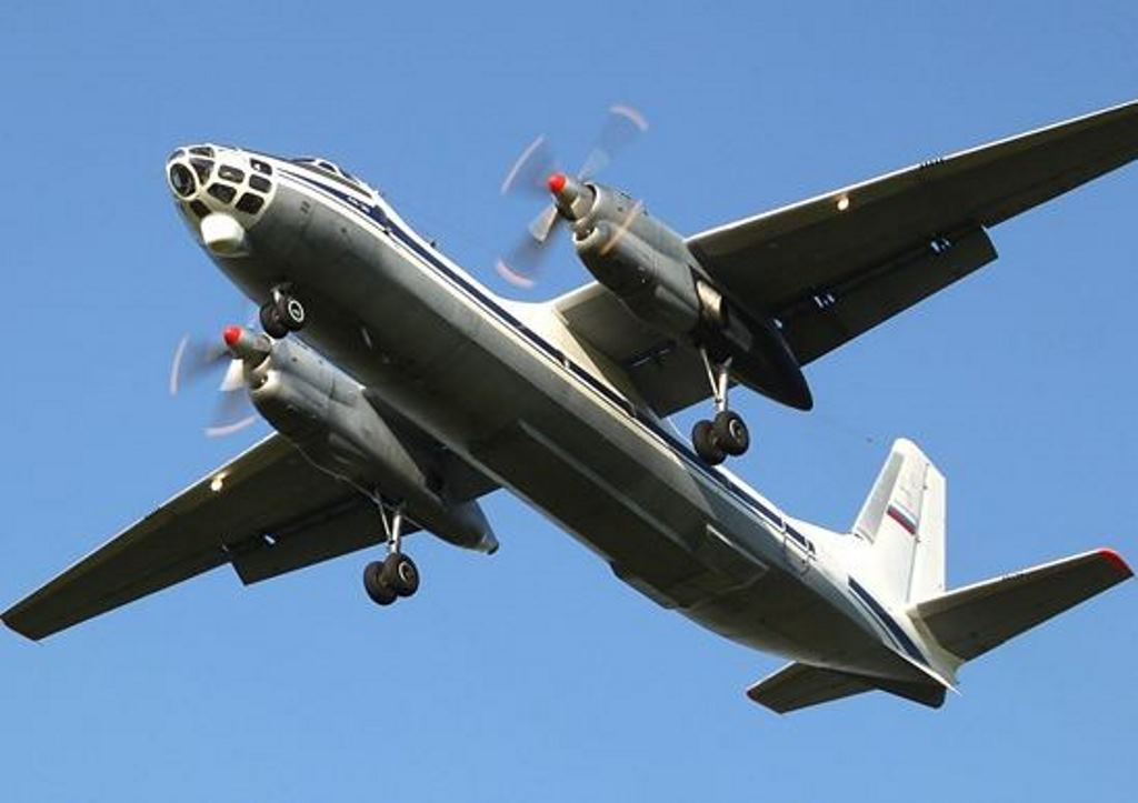 'The flight will be performed onboard an An-30B plane along the route agreed upon with the British side.'