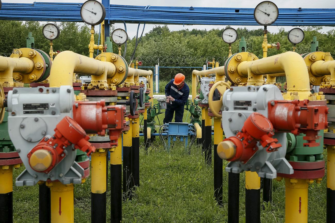 Zwei große Pipeline-Projekte sollen bis 2019 fertiggestellt sein.