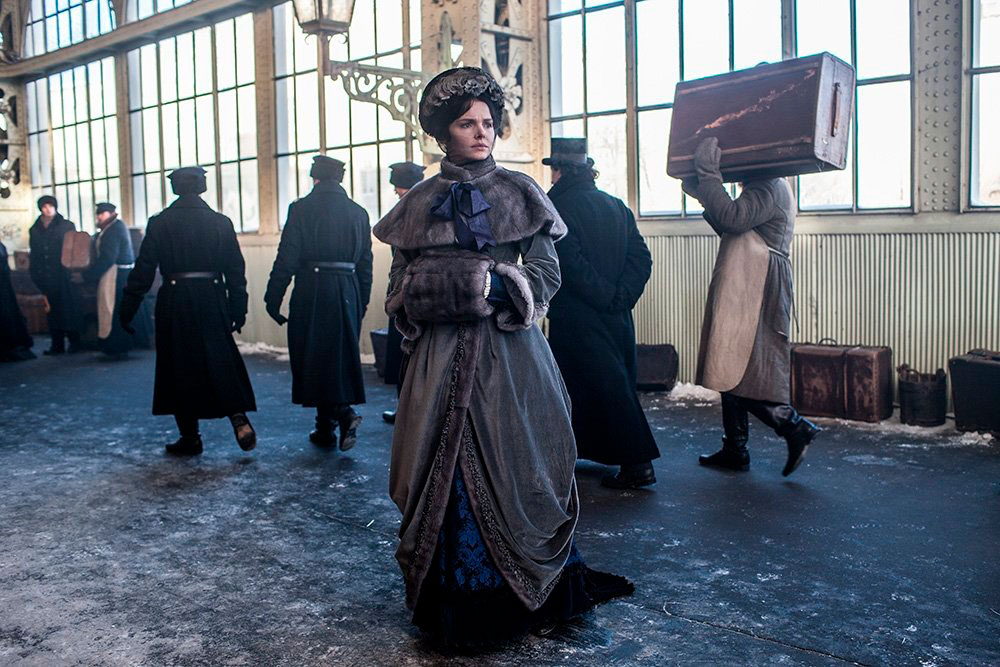 """Props used in the shooting of Karen Shakhnazarov's new film, Anna Karenina, are still found in the restaurant. It was made in 2015,"" said guide and historian Marina Zubkova. Film directors Sergei Solovyov and Bernard Rose also shot their film versions of the Leo Tolstoy novel on Vitebsky's platforms, with Tatyana Drubich as Anna Karenina in the former, and Sophie Marceau in the latter. Danila Bagrov, the protagonist of the cult movie hit, Brat (Brother), was also shown arriving at the station, and in the Soviet version of The Adventures of Sherlock Holmes and Dr. Watson Vitebsky Station was transformed into London's Victoria Station."