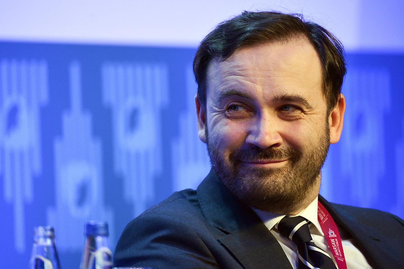 Ilya Ponomarev. Sumber: Alexey Vitvitsky/RIA Novosti