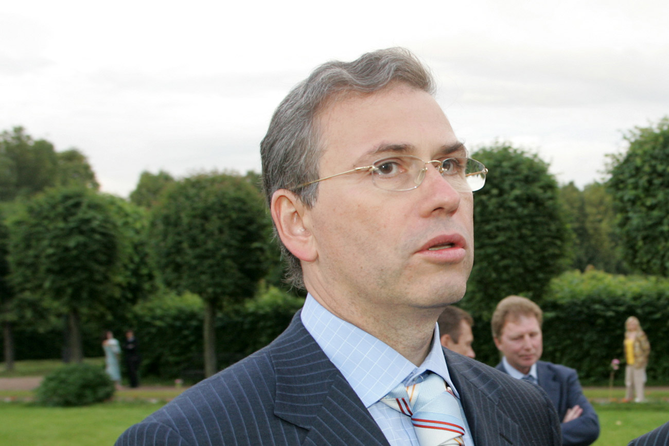 Alexei Kuznetsov. Sumber: TASS