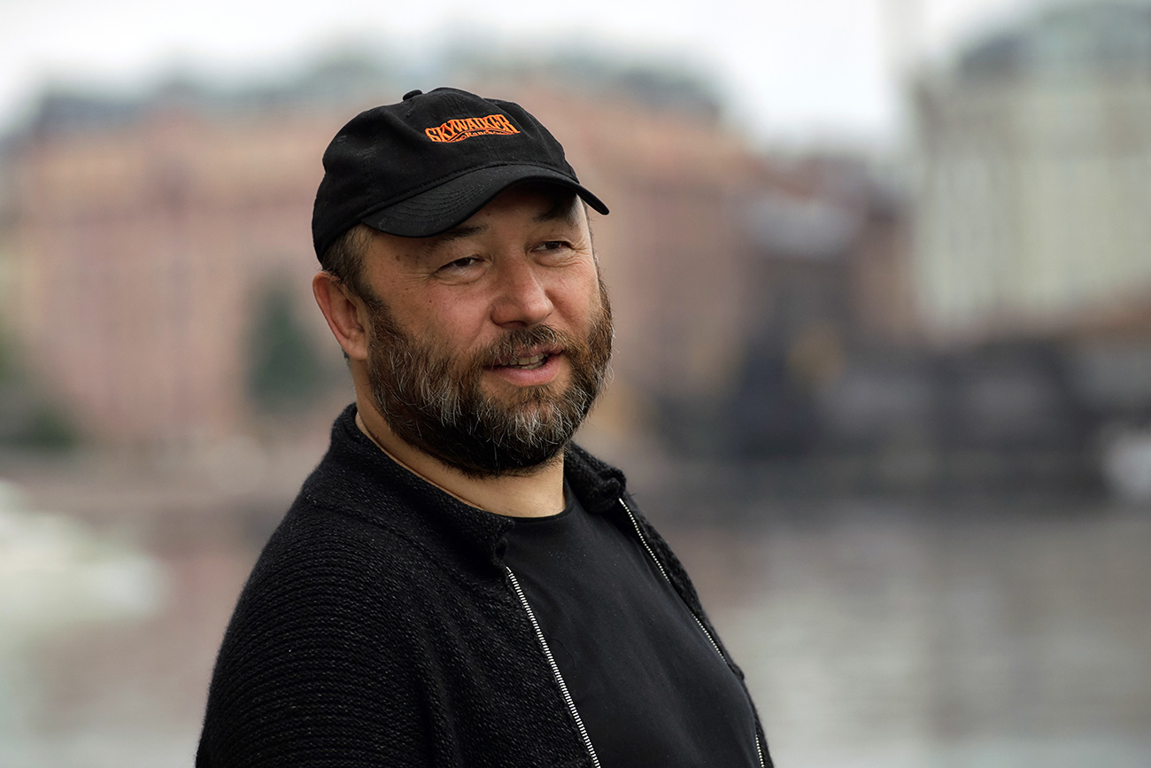 Filmmaker Timur Bekmambetov. Source: Alexei Danichev/RIA Novosti