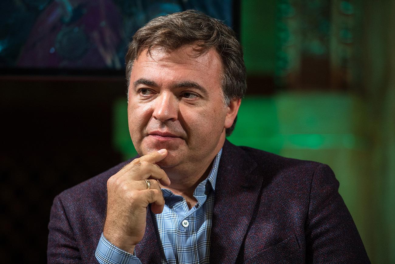 Dmitry Dyatchenko. Source: Evgenya Novozhenina/RIA Novosti