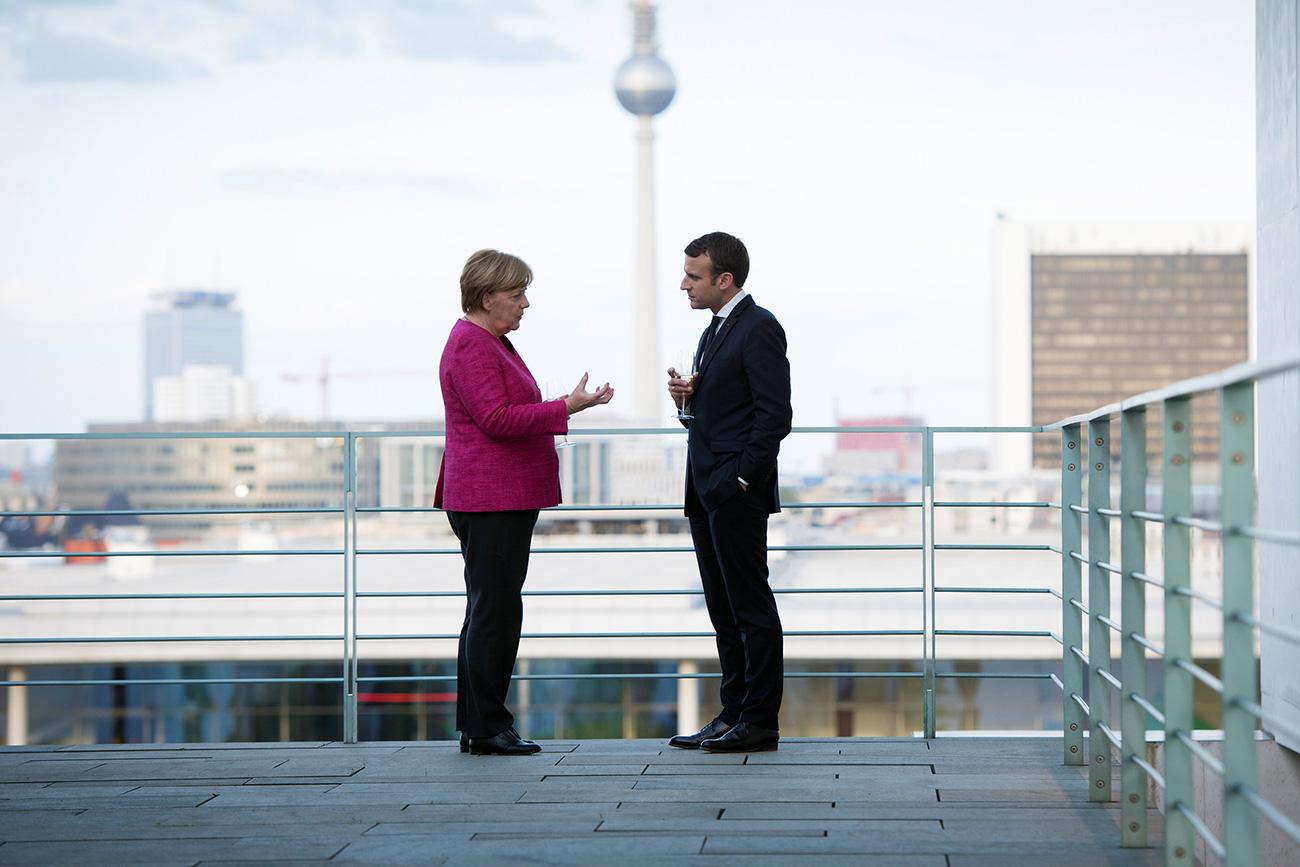 Analistas russos acreditam em reinício das relações franco-alemães para restabelecer bases da UE.