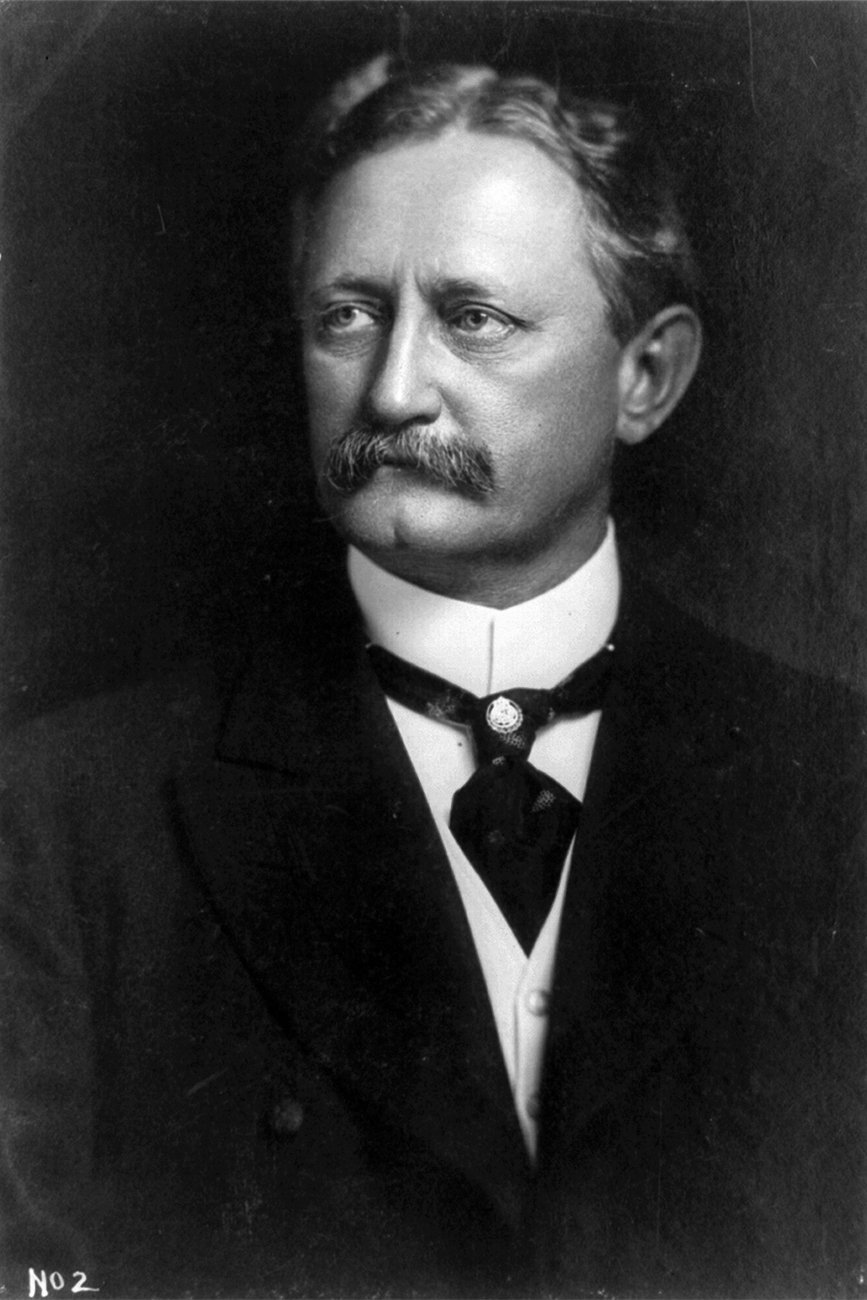 David Francis, U.S. ambassador to Russia in 1916-17. Source: Library of Congress