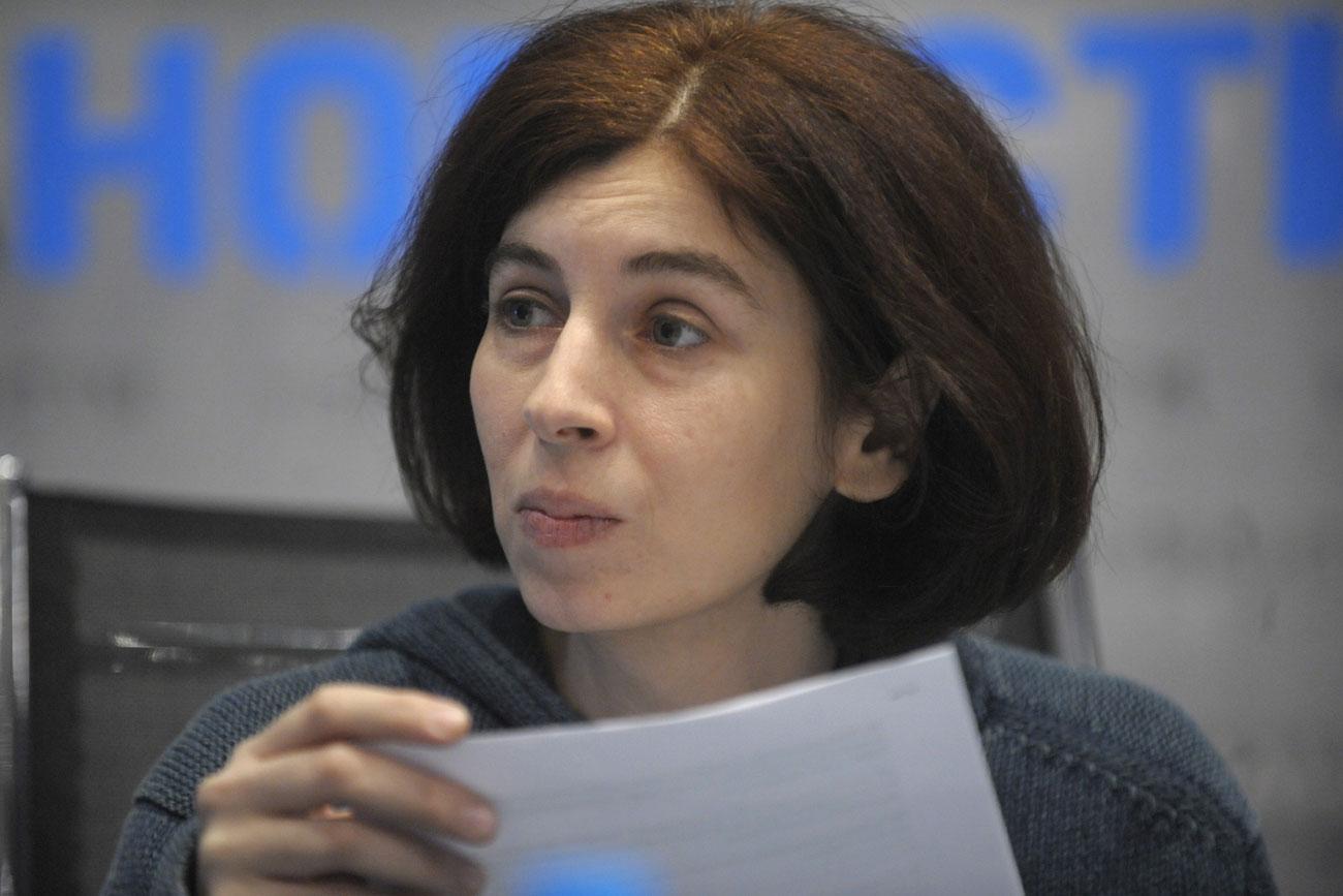 Mariam Petrosyan. Source: Grigory Sysoyev / RIA Novosti