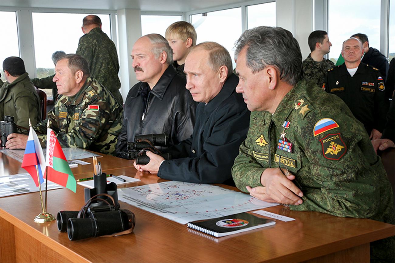 Извор: Министарство одбране Руске Федерације