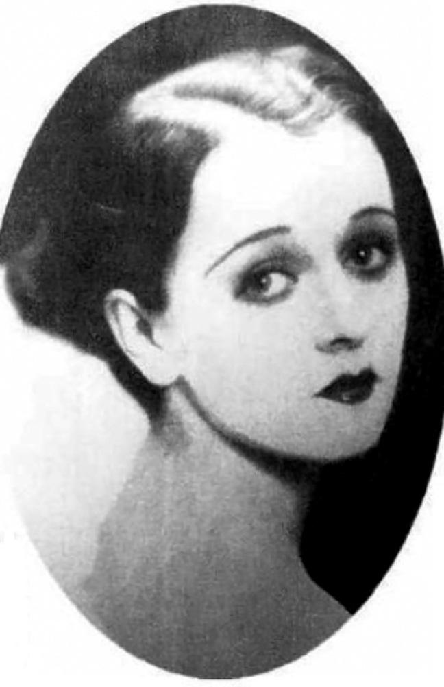 Валентина Остерман, архивска фотографија.