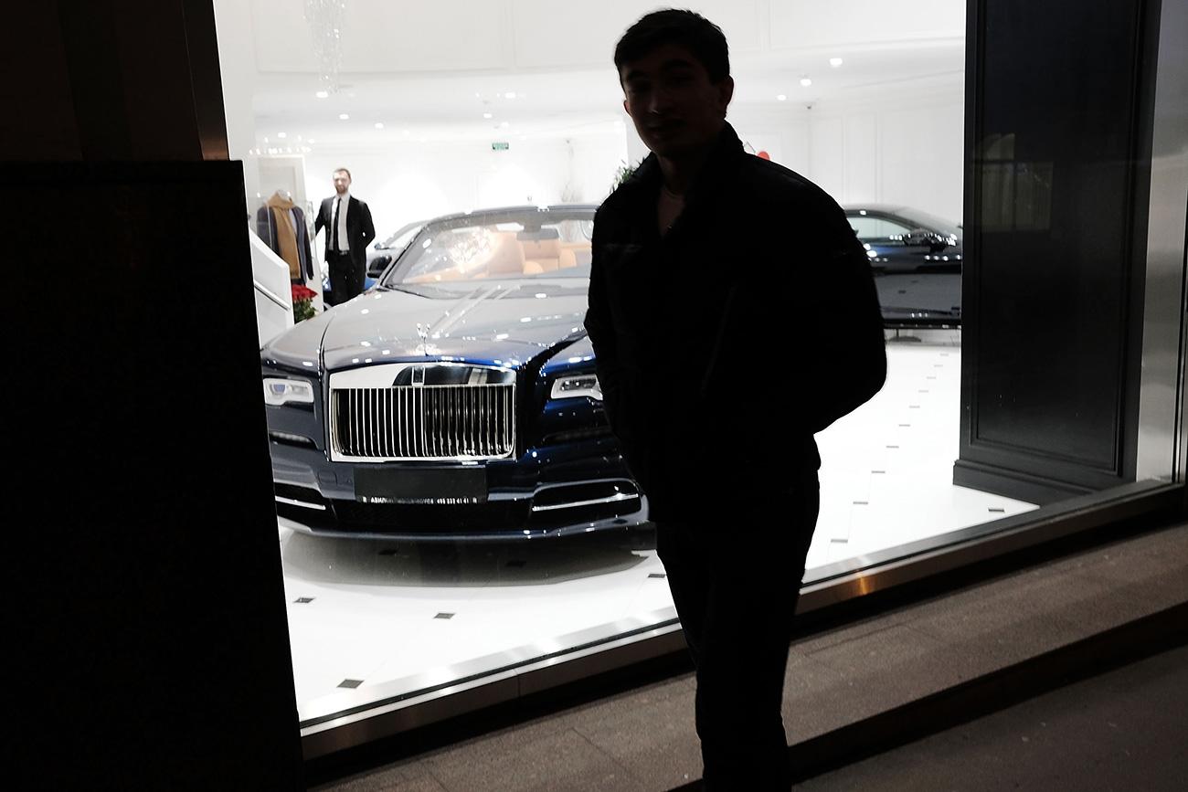 In aumento anche le vendite di auto di lusso. Fonte: Getty Images