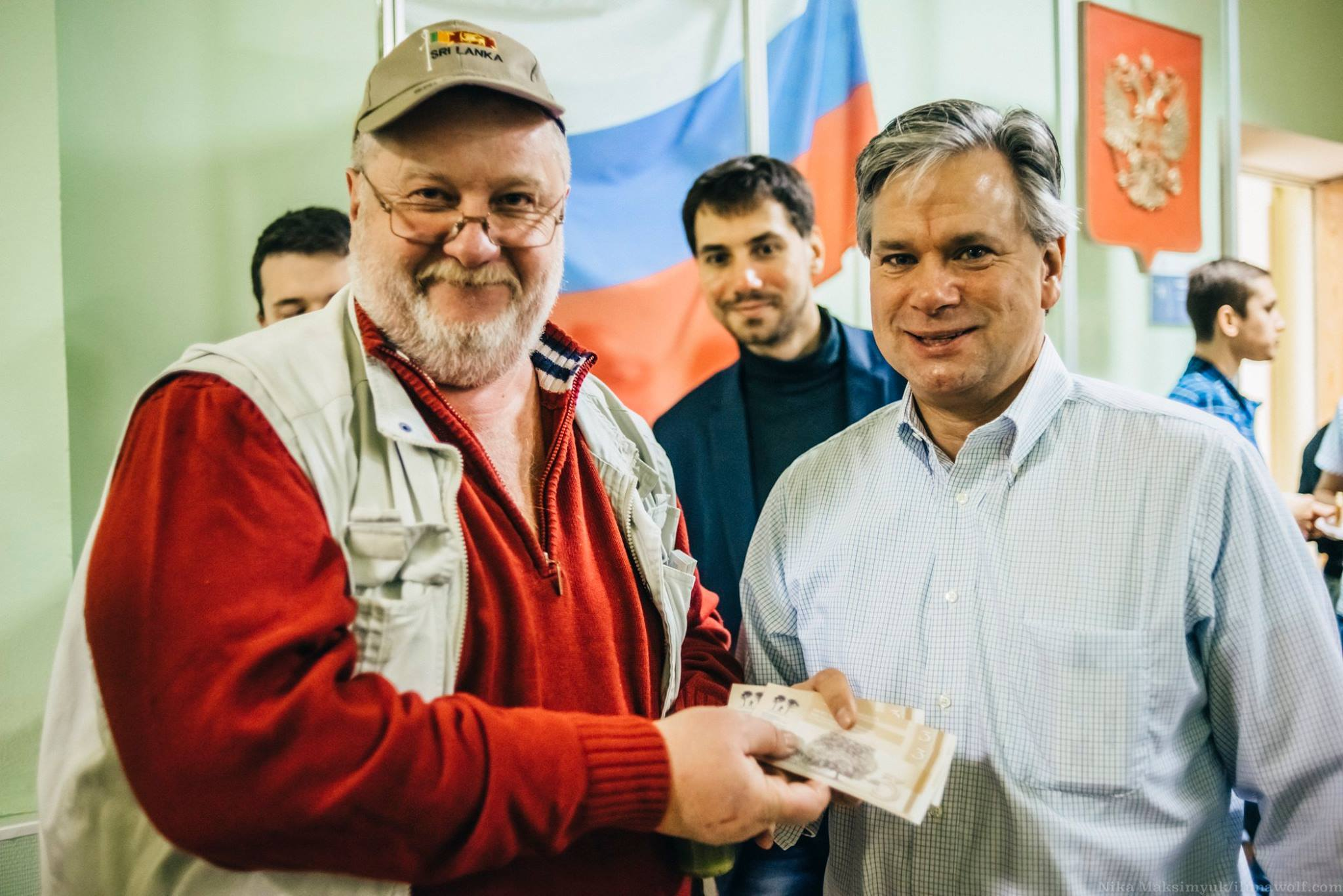 Shlyapnikov has been trying to create a local economic model for his village that will be more effective and more just.