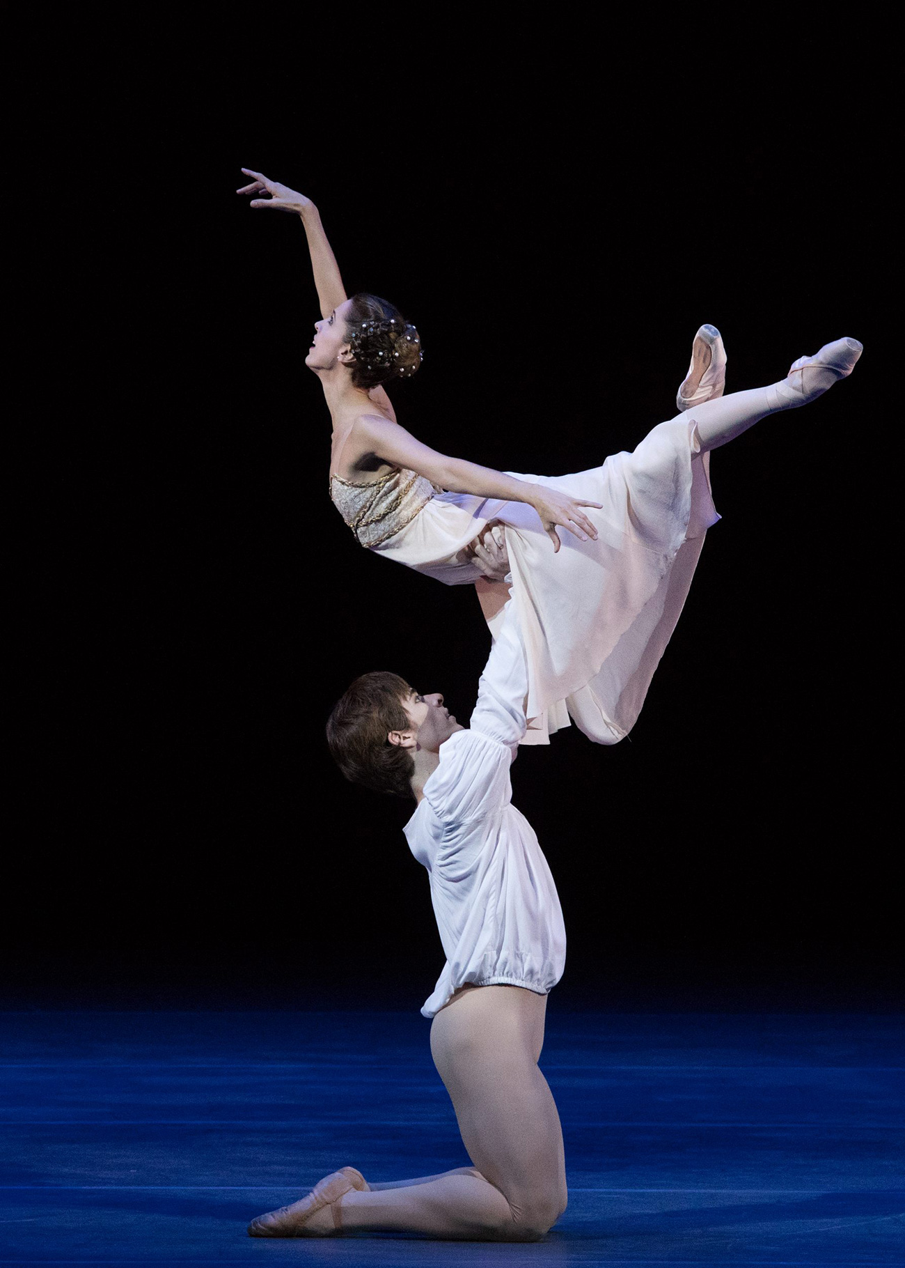 """The honor of """"Best Ballerina"""" went to Maria Riccetto for her role as Tatiana in """"Eugene Onegin"""" in the National Ballet of Uruguay. Source: Mikhail Logvinov"""