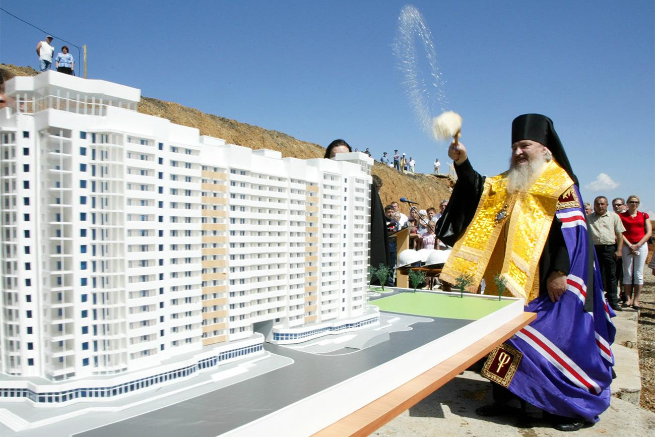 Будуће зграде у Ставропољу, 2007.