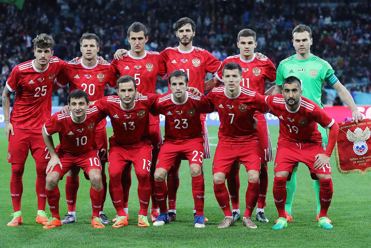 Em última rodada de amistosos, Rússia obteve 2 vitórias, 2 empates e 3 derrotas