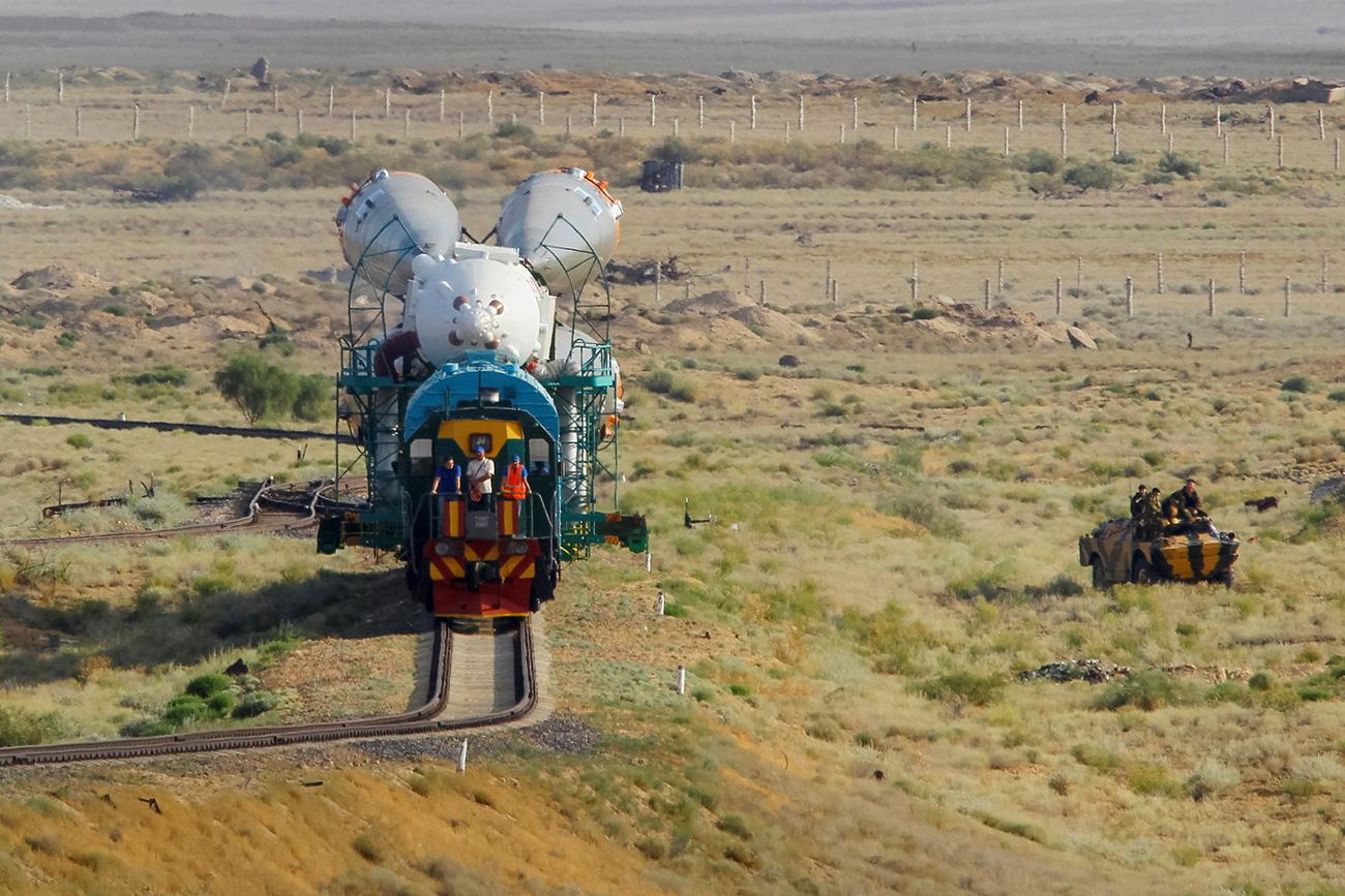Over 1,500 spacecraft that served a variety of purposes and more than 100 intercontinental ballistic missiles have been launched from Baikonur in less than half a century.