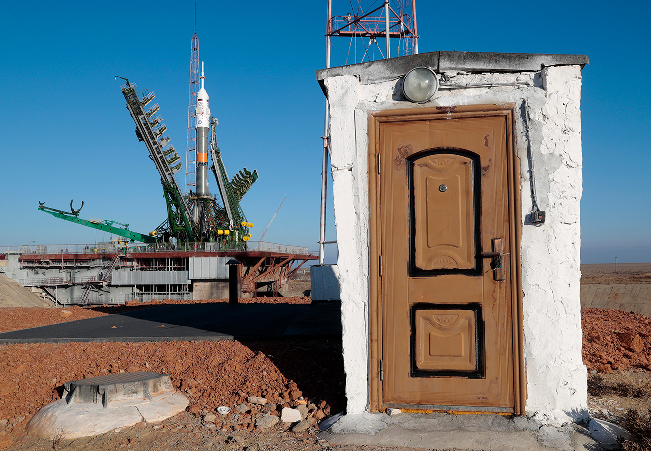 Moscow plans to replace Baikonur with the new Vostochny spaceport, which is under construction in the Russian Far East.