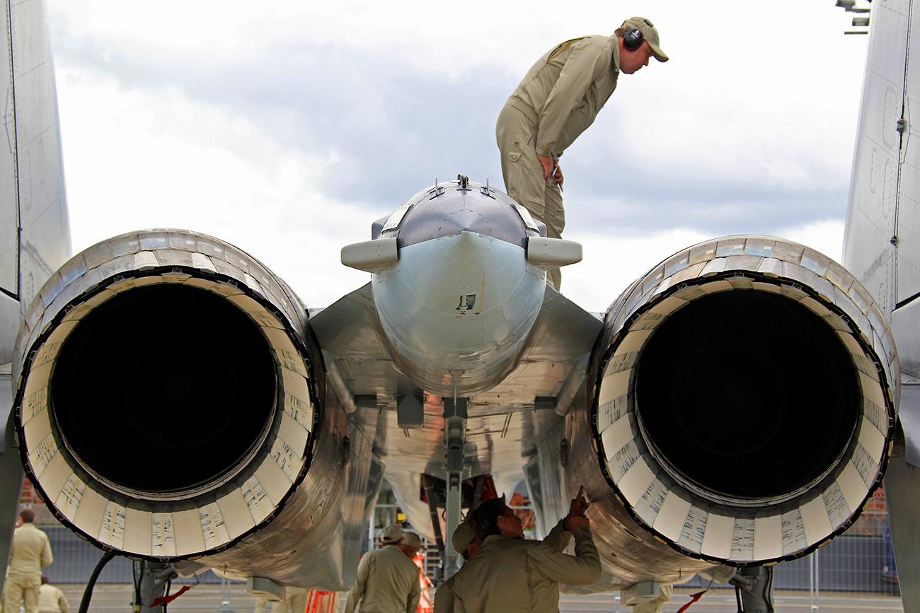 Су-35 / Reuters