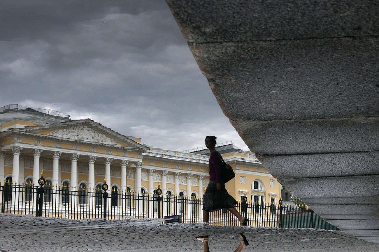 The Russian Museum in St. Petersburg. Source: Reuters