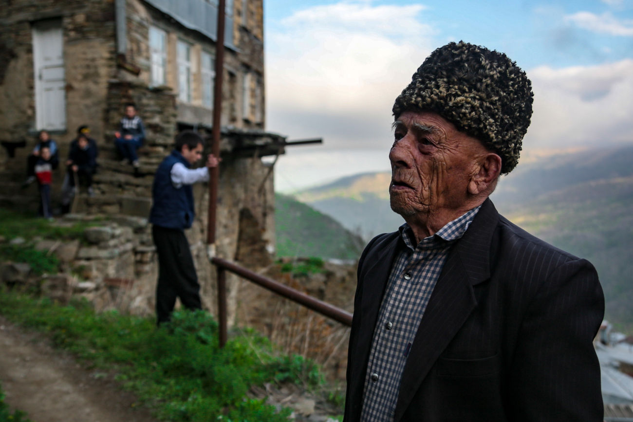 A part of Russia's internal republic of Dagestan, Kubachi is the only settlement located in the mountainous part of the republic, standing at 1,750 meters above sea level.