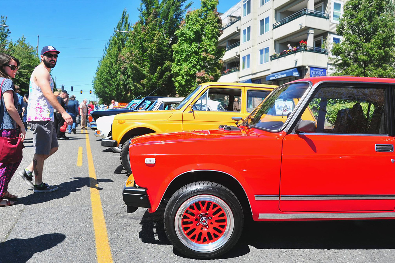 O CCCP realiza exposições de carros vintage (Foto: Envio Photography and Art)