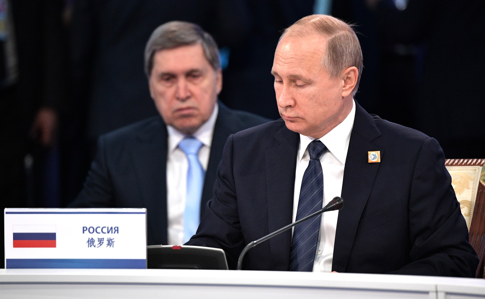 Vladimir Putin: Only fair and meaningful cooperation between various countries may help defeat terrorism.