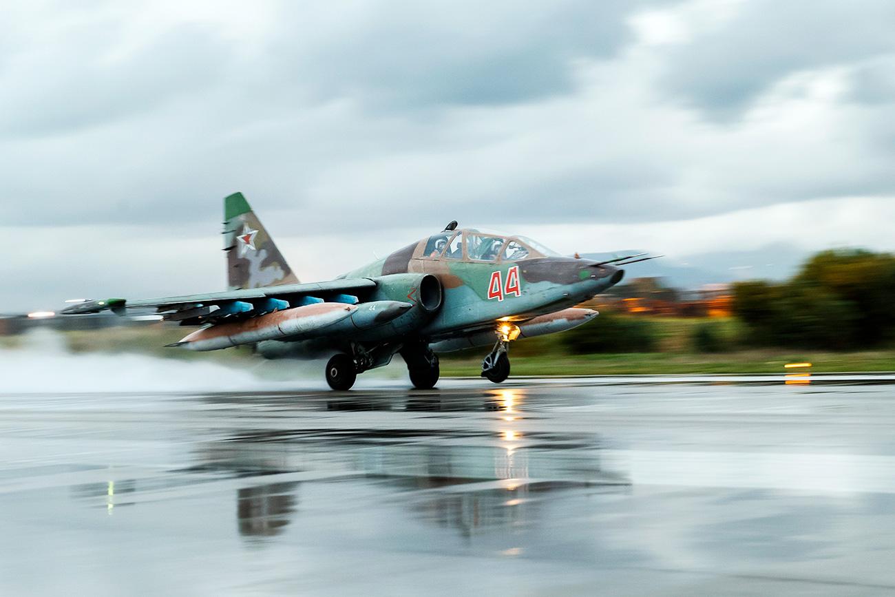 Su-25. Vir: Vadim Grišankin/TASS