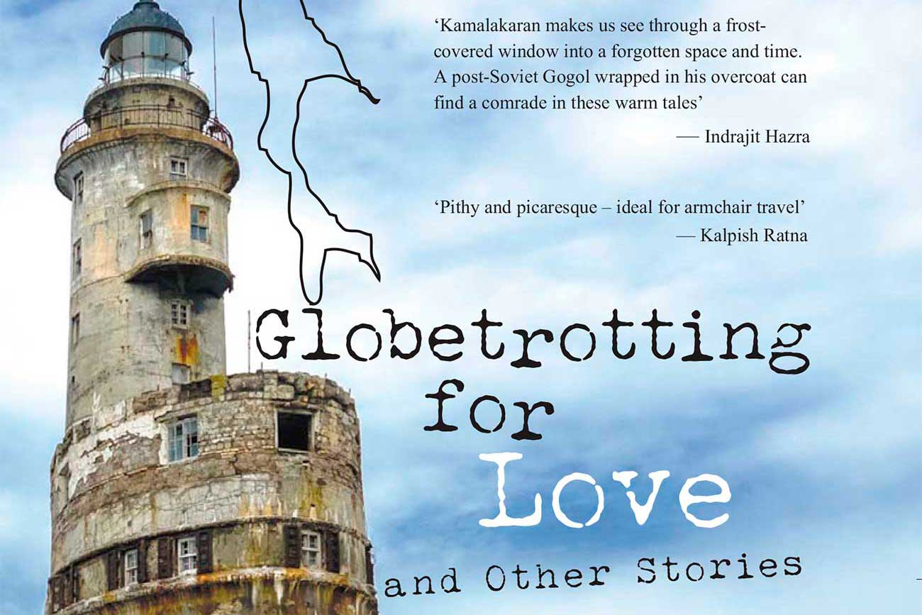 Globetrotting for Love and other Stories from Sakhalin Island.