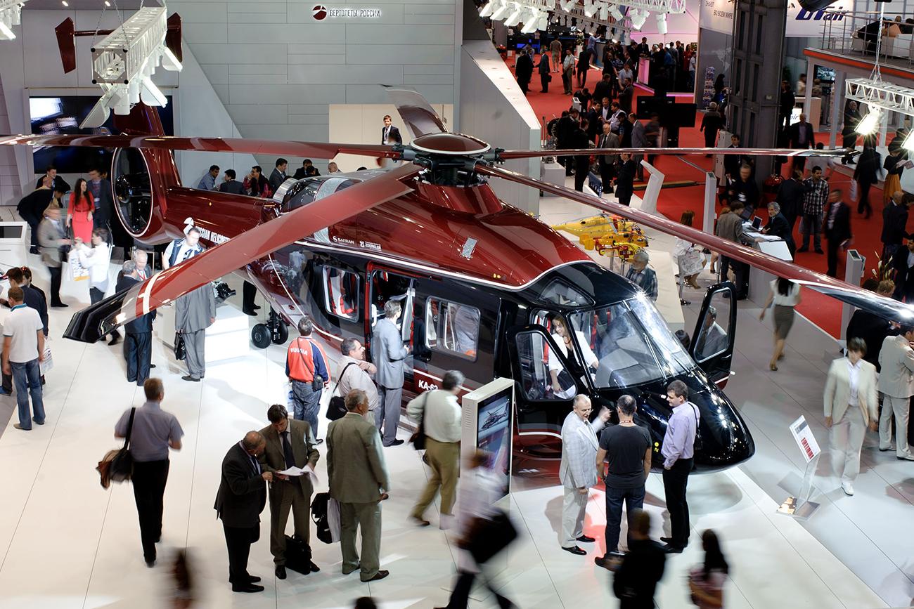 Ka-62 / ZUMA Press/Global Look Press