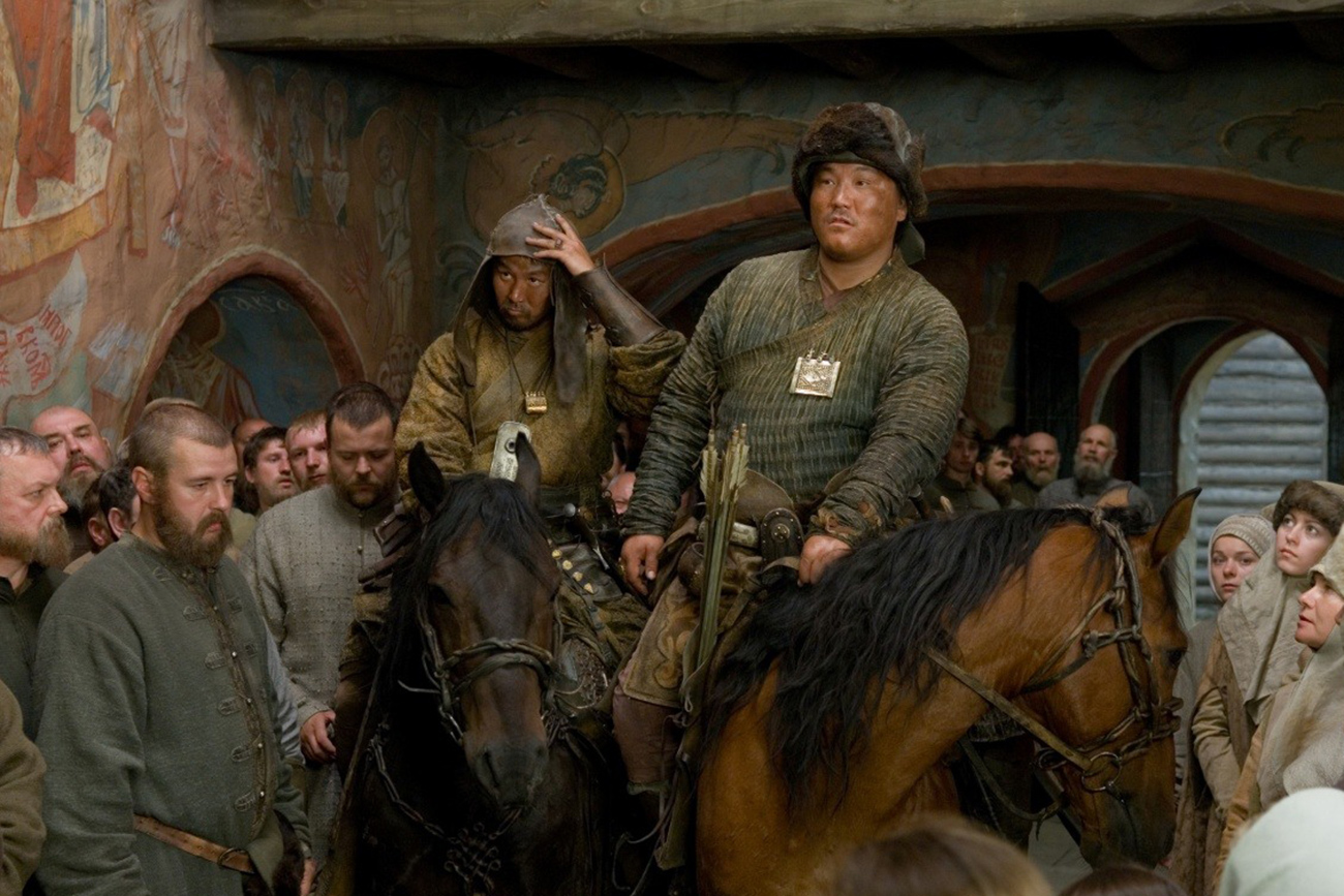 A still from 'The Horde.' Source: Kinopoisk.ru