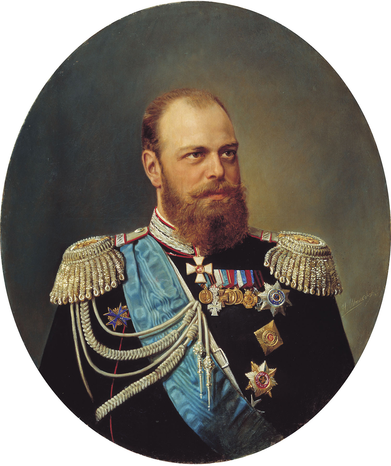 Alexander III. Source: The Military-Historical Museum of Engineer and Signal Corps