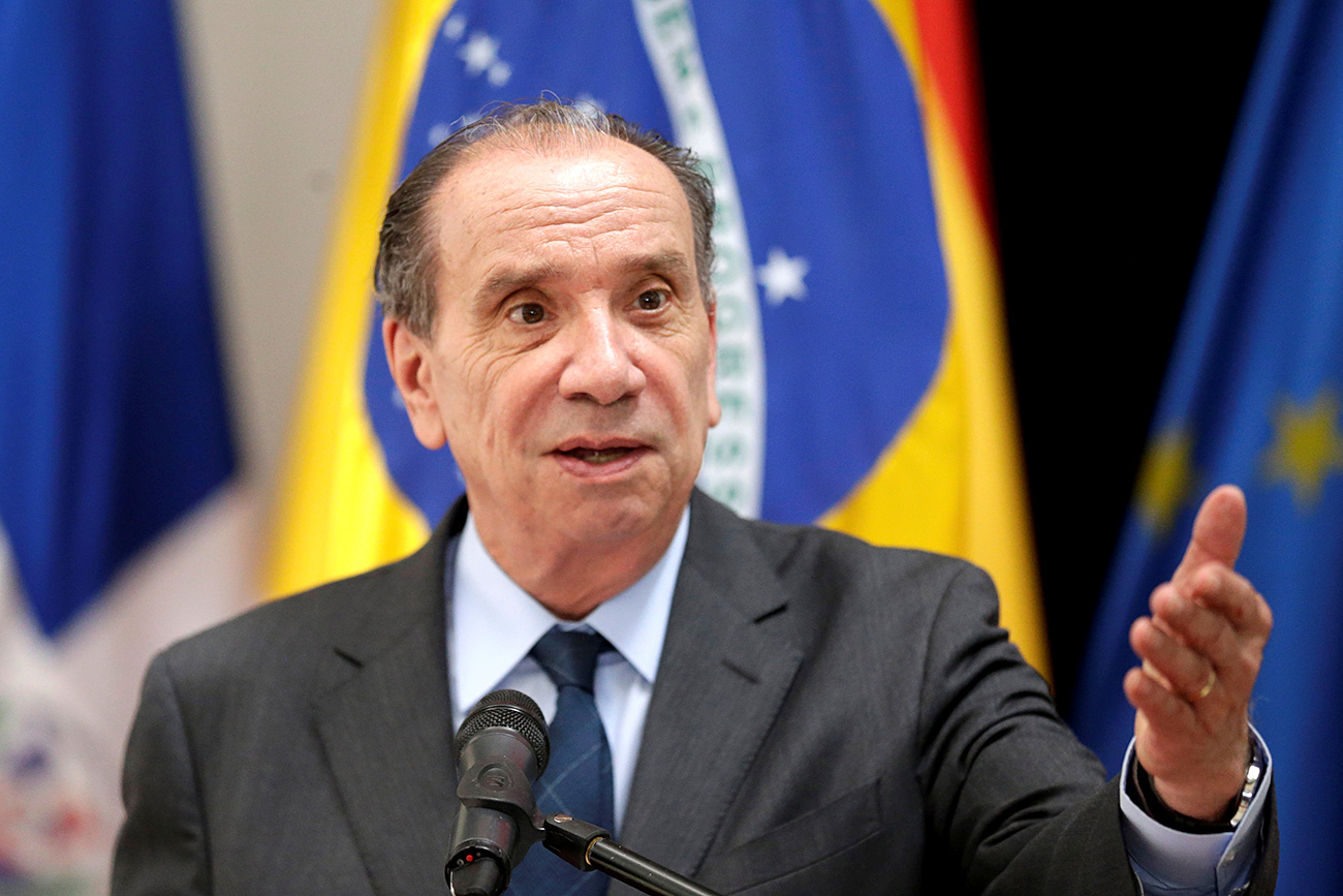 Segundo o chanceler brasileiro, os governos dos dois países devem encorajar e ajudar os empresários