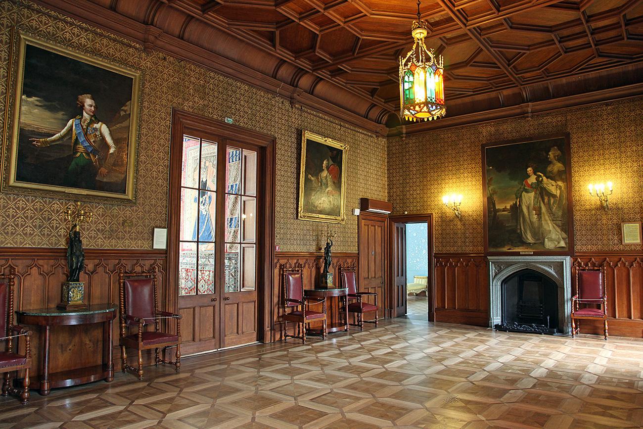 The Hall. Source: Legion Media